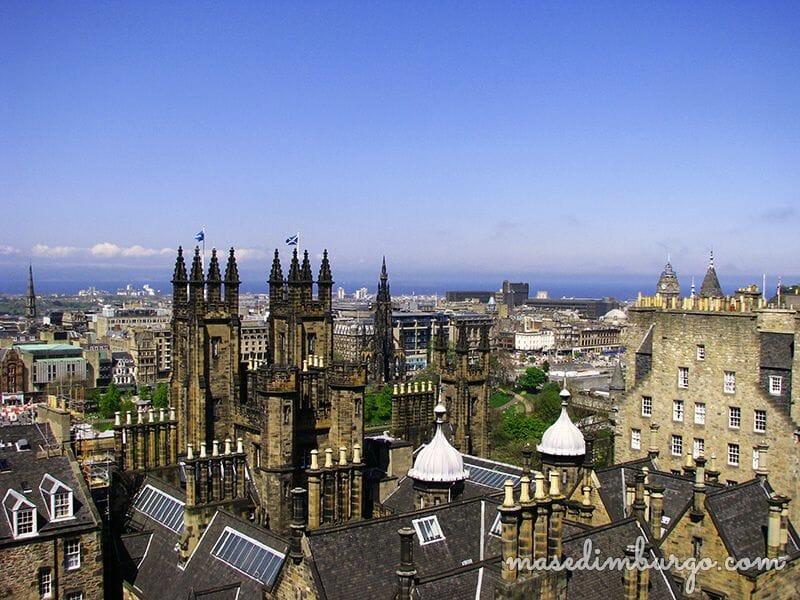 St Andrews Day, el dia nacional de Escocia Mas Edimburgo