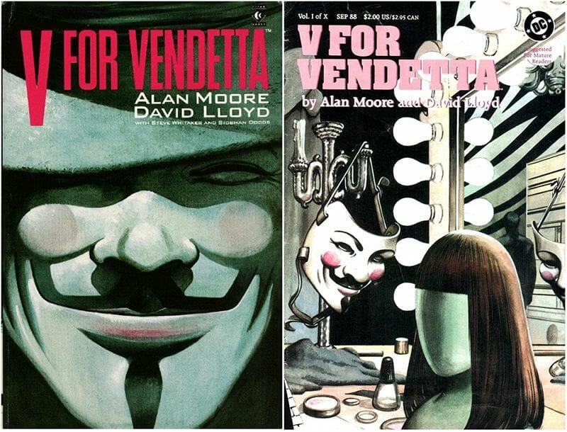 Guy Fawkes Night, V de Vendetta