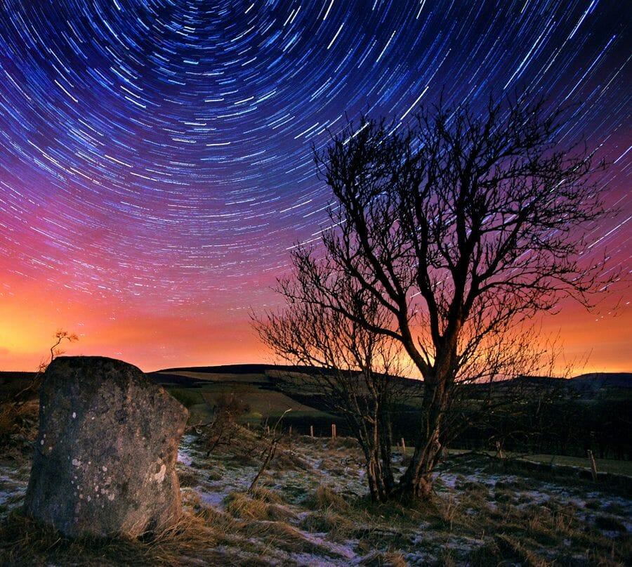 La Aurora Boreal en Escocia Mas Edimburgo Kenny Muir (8)