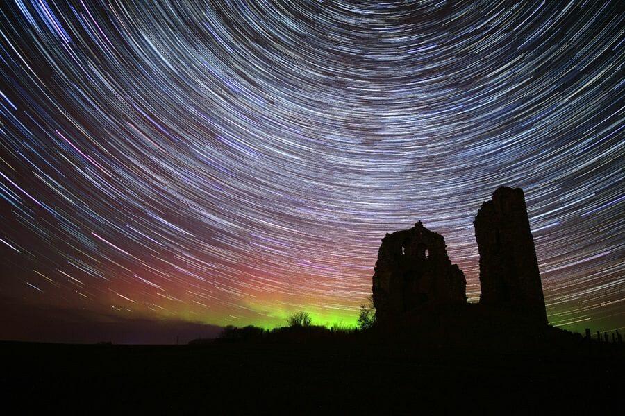 La Aurora Boreal en Escocia Mas Edimburgo Kenny Muir (15)