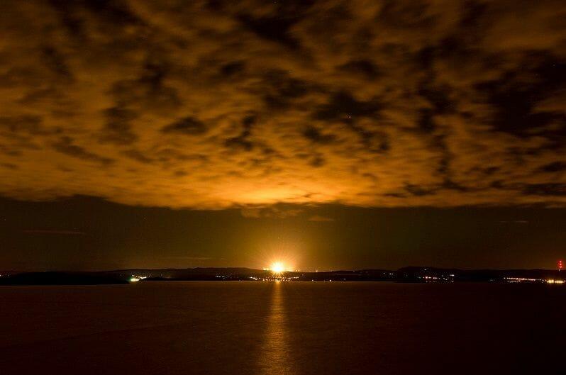 La Aurora Boreal en Escocia Mas Edimburgo Grant Ritchie (1)