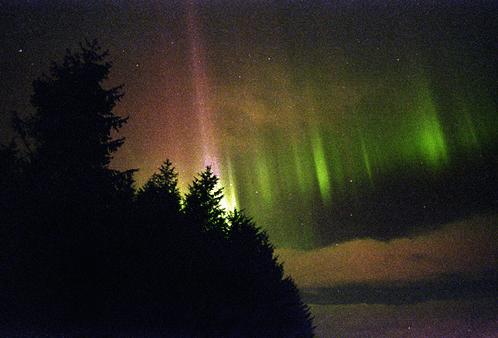 La Aurora Boreal en Escocia Mas Edimburgo Peter Urwin (2)