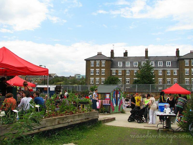 Spitalfields City Farm, una granja urbana en Londres Mas Edimburgo (10)