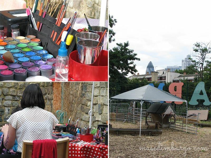Spitalfields City Farm, una granja urbana en Londres Mas Edimburgo (11)