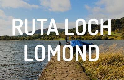 Ruta por el Loch Lomond - Guía de Escocia
