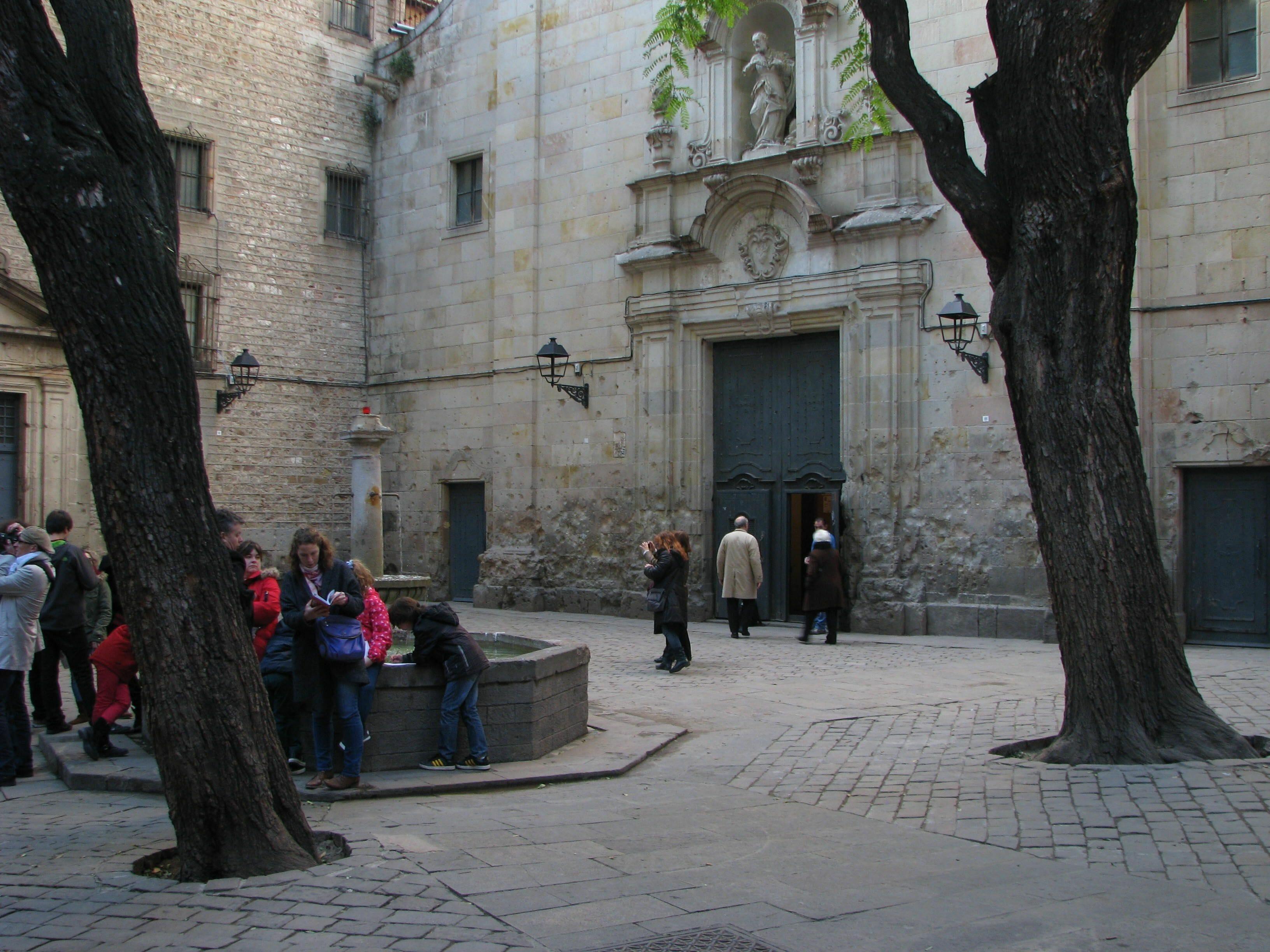 20 rincones mágicos del Barri Gòtic de Barcelona (I)