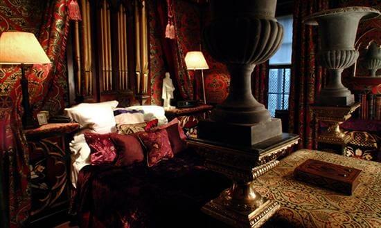 Donde dormir en Edimburgo
