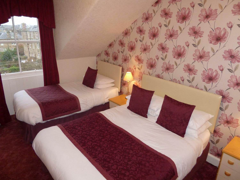 Donde dormir en Edimburgo Sonas Guest House