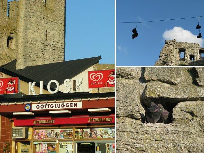 Un dia en la ciudad amurallada de Visby Mas Edimburgo (4)