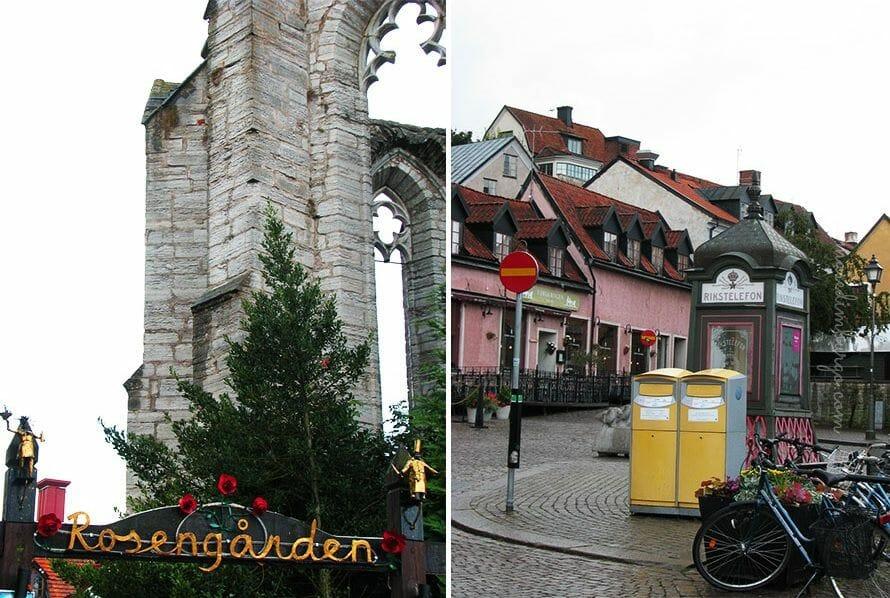 Un dia en la ciudad de Visby Mas Edimburgo (3)