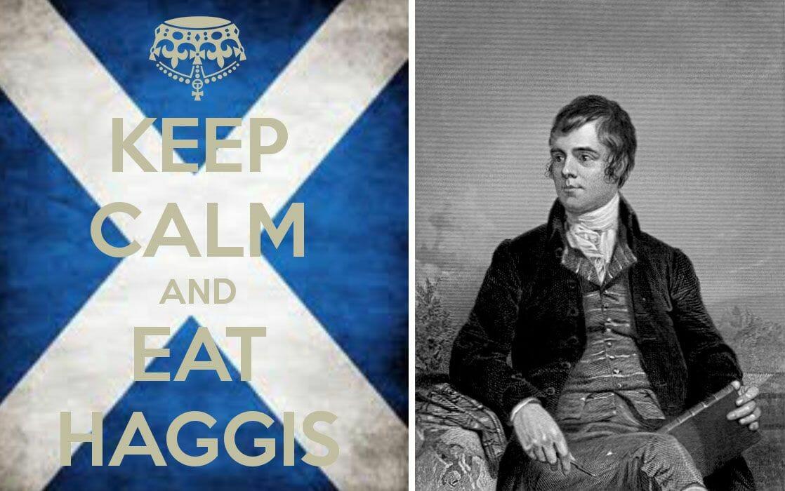 La noche de Robert Burns, un ritual escocés (25 de enero)