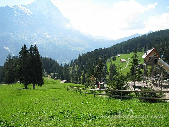 Lago Bachalpsee Suiza Mas Edimburgo  5