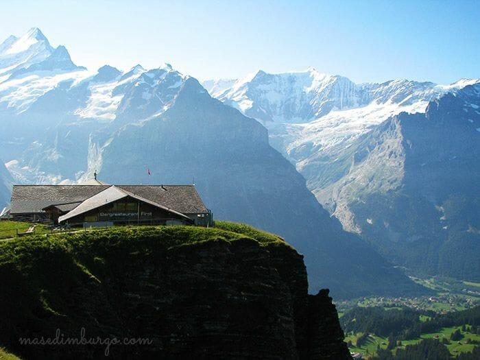 Lago Bachalpsee Suiza Mas Edimburgo  7