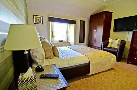 Donde dormir en Edimburgo a Star Villa