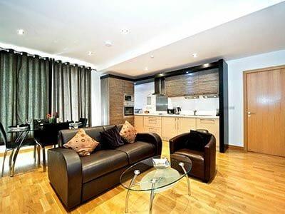 Apartamentos en Edimburgo StayCity