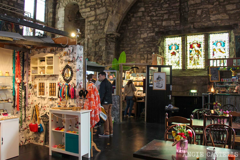 Lista de mercados y mercadillos de Edimburgo