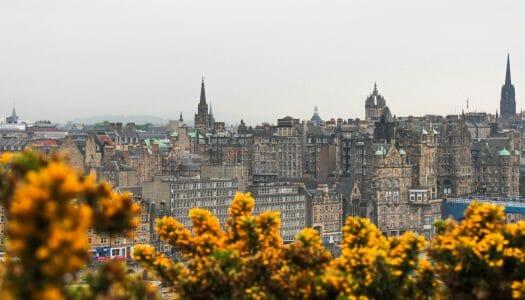 El tiempo en Edimburgo – Consejos y qué ropa llevarte