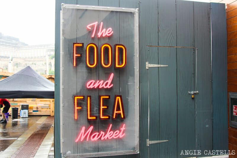 Los mejores mercados y mercadillos de Edimburgo - The Pitt Food and Flea