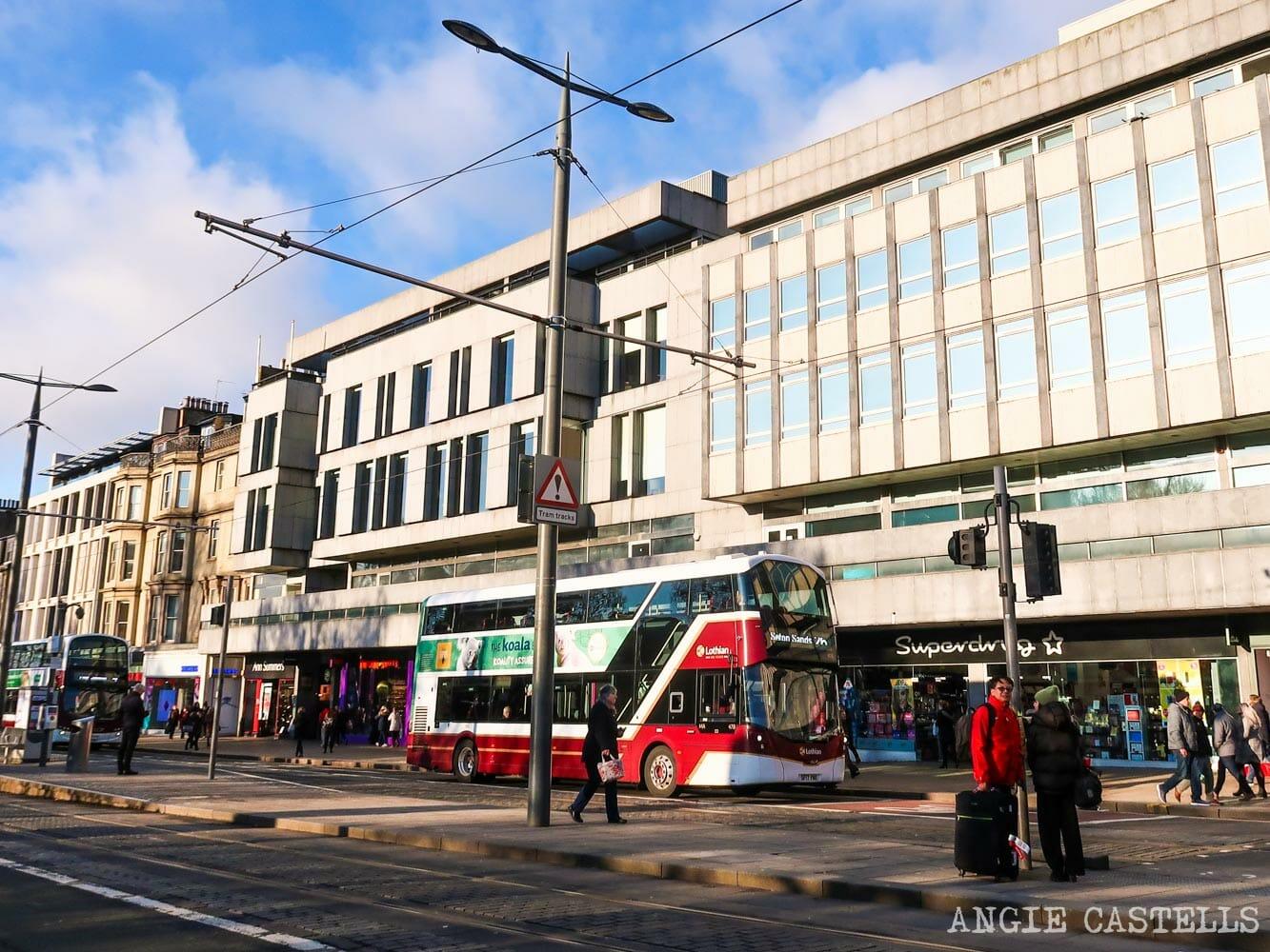 Cómo usar el bus en Edimburgo - Precios y rutas