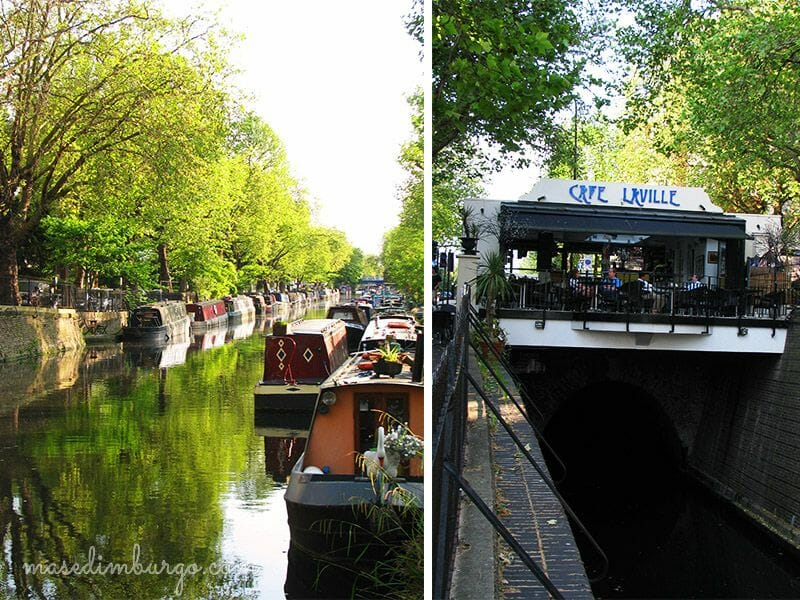 De Little Venice a Regents Park Mas Edimburgo