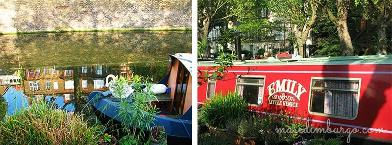 De Little Venice a Regents Park Mas Edimburgo9
