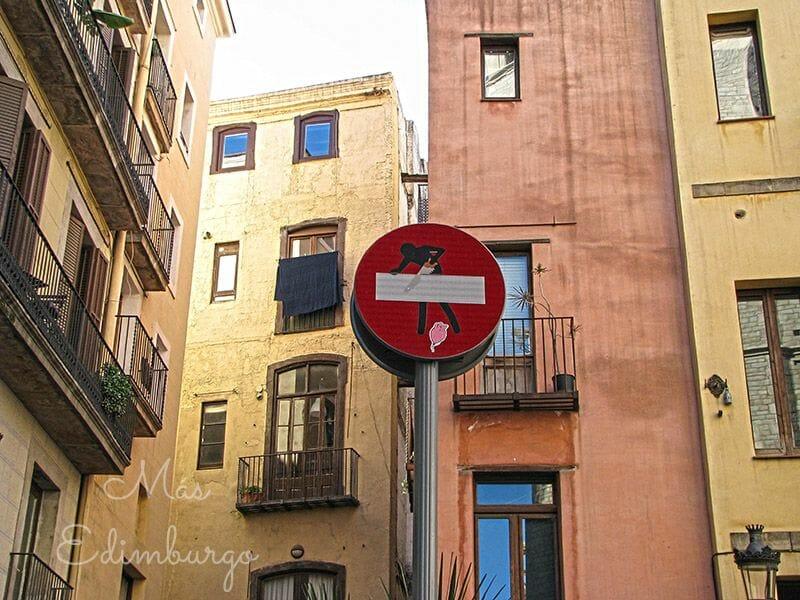 Clet Abraham Barcelona Mas EdimburgoClet Abraham Barcelona Mas Edimburgo