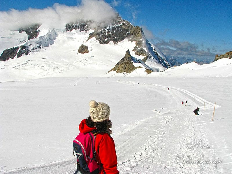 Jungfrau, Alpes Suizos, Mas Edimburgo (1)