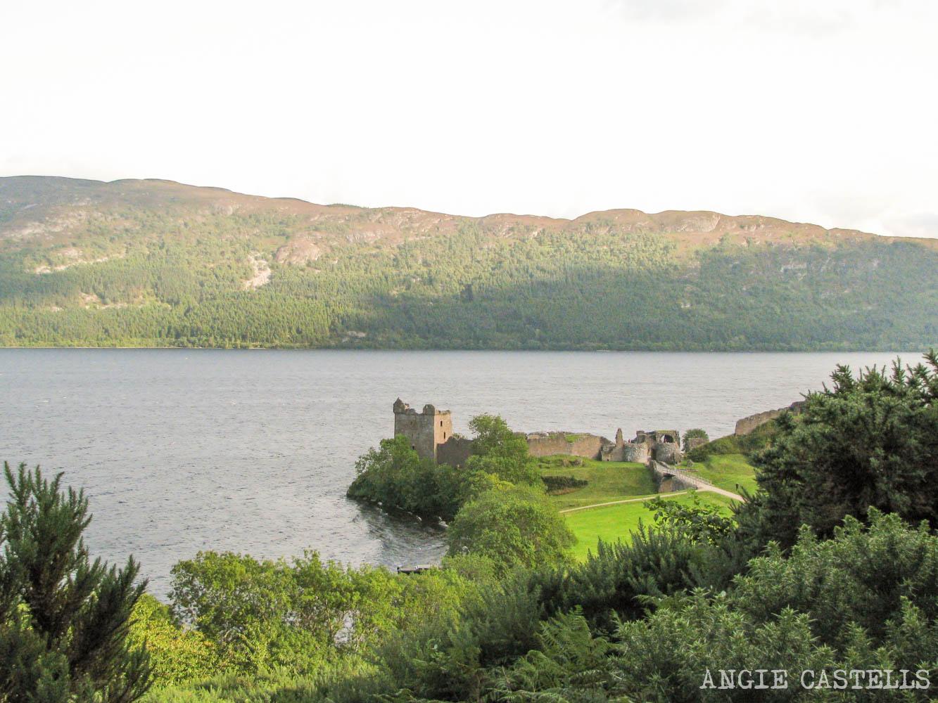 Como visitar el Lago Ness y el castillo de Urquhart desde Inverness