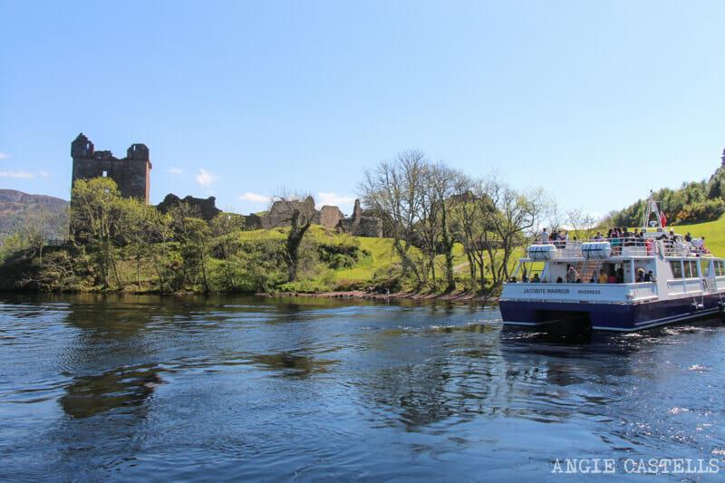 Visitar el Lago Ness y el castillo de Urquhart desde Inverness por libre