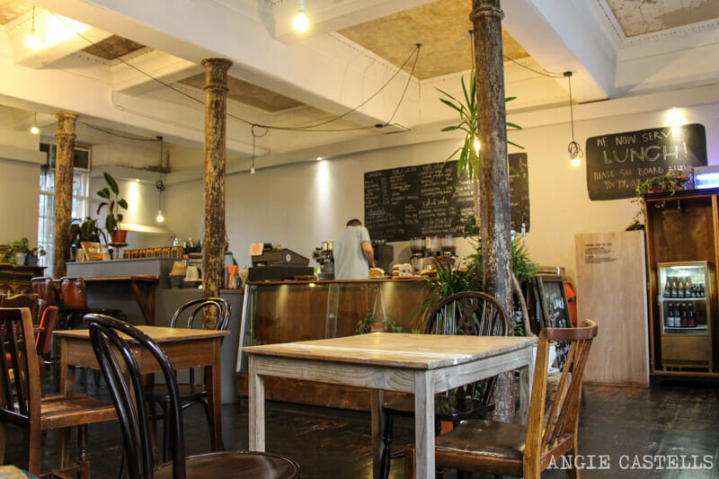 Mejores cafeterías de Edimburgo para brunch o desayuno - Lovecrumbs