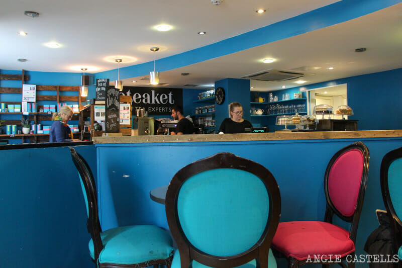 Mejores cafeterías de Edimburgo Afternoon Tea Eteaket