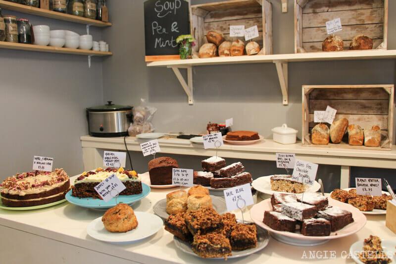 Mejores cafeterías de Edimburgo para desayunar - Archipelago Bakery