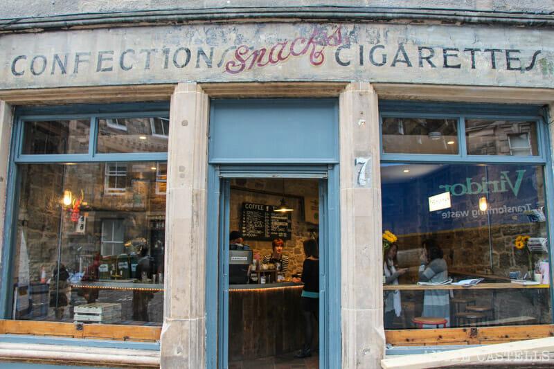 Mejores cafeterías de Edimburgo para desayunar- The Milkman