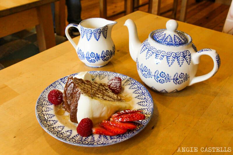 Las mejores cafeterías de Edimburgo - Bon Papillon