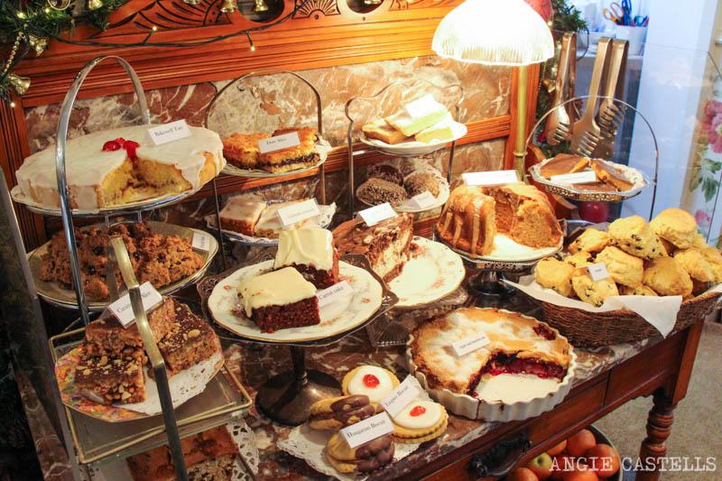 Las mejores cafeterías de Edimburgo - Clarinda's Tea Room