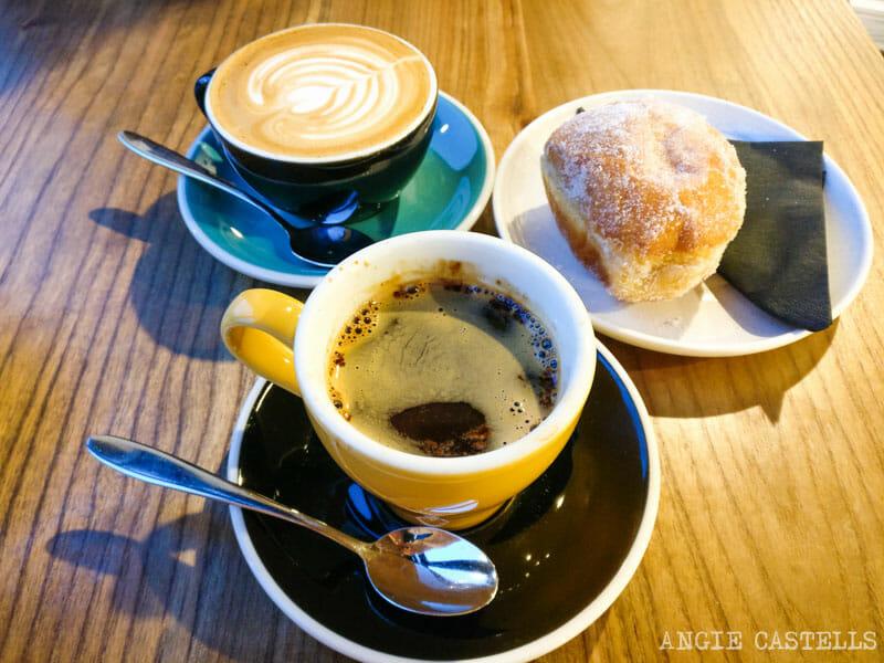 Las mejores cafeterías de Edimburgo - Baba Budan