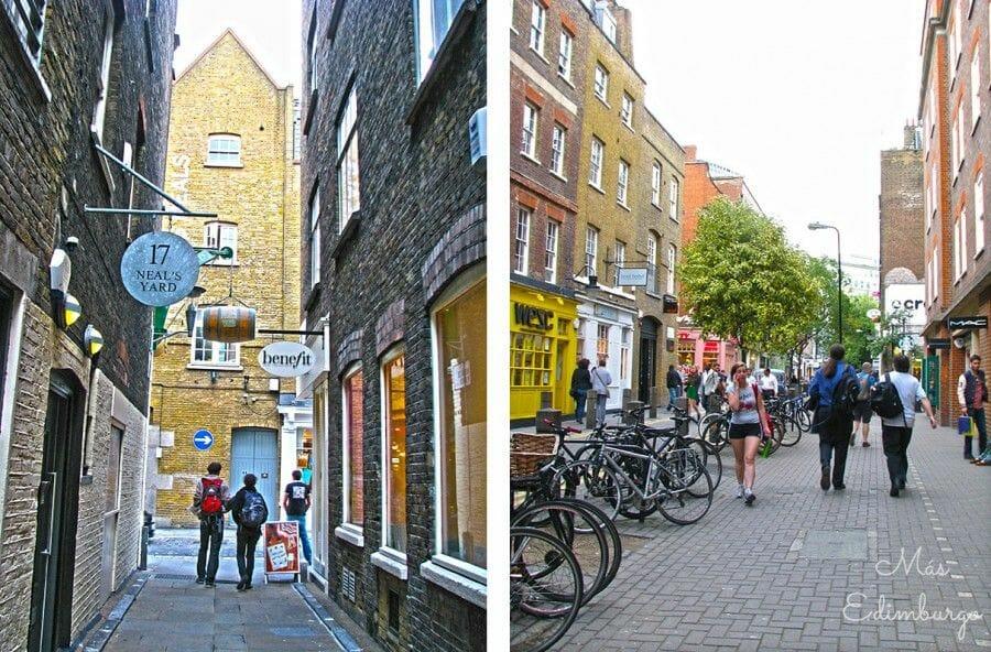 Neal's Yard, en Londres - Mas Edimburgo (5)