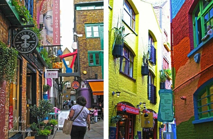 Neal's Yard, en Londres - Mas Edimburgo (6)