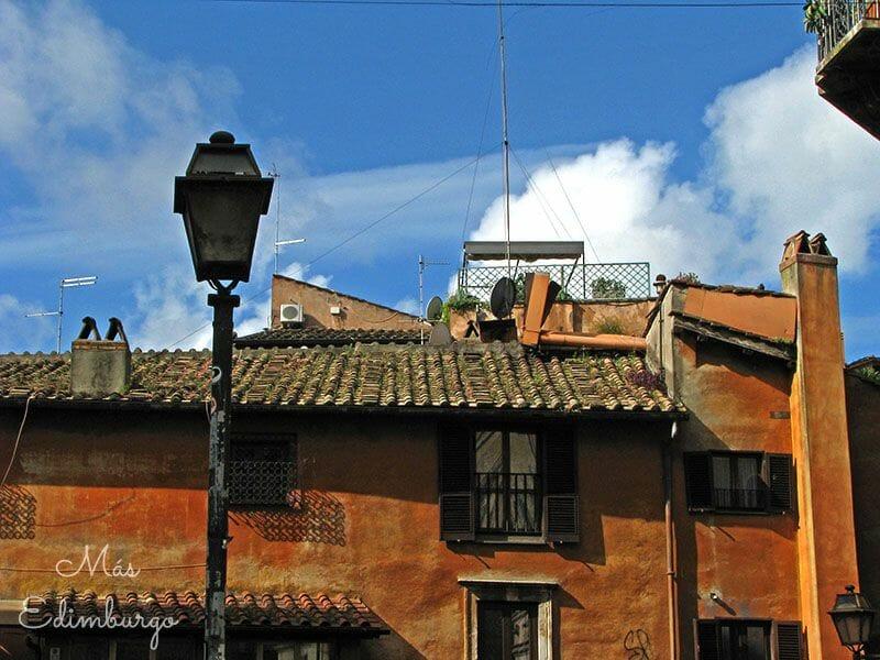 Trastevere, el barrio mas bonito de Roma Mas Edimburgo (8)