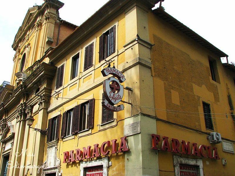 Trastevere, el barrio mas bonito de Roma Mas Edimburgo (18)