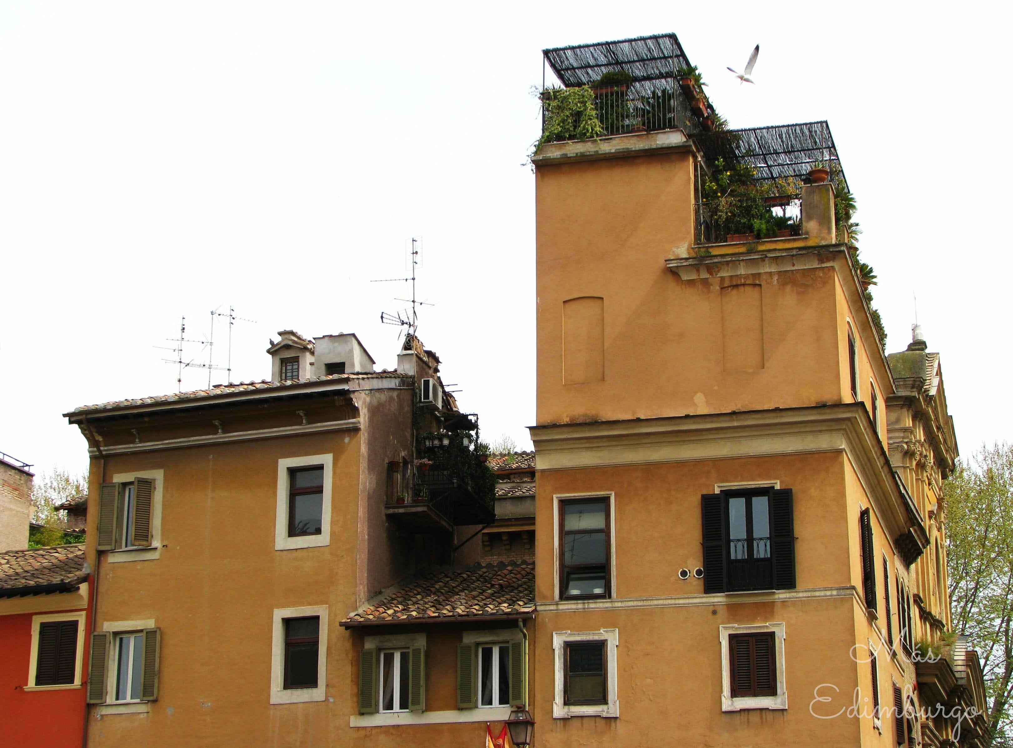 Trastevere, el barrio mas bonito de Roma Mas Edimburgo (19)