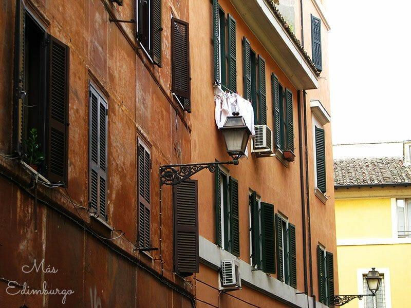 Trastevere, el barrio mas bonito de Roma Mas Edimburgo (22)