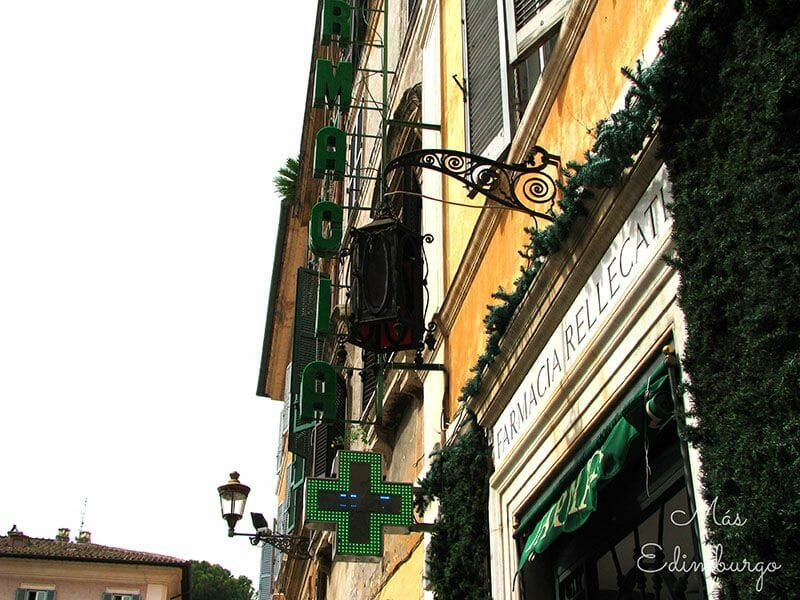 Trastevere, el barrio mas bonito de Roma Mas Edimburgo (23)