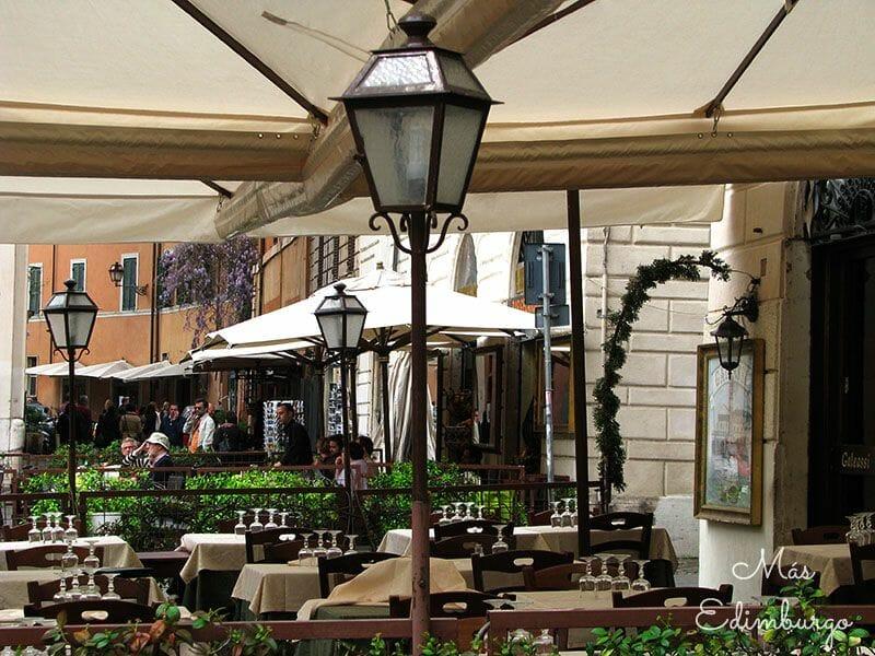 Trastevere, el barrio mas bonito de Roma Mas Edimburgo (24)
