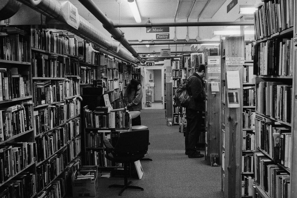 Librerias con encanto en el mundo Mas Edimburgo (8)