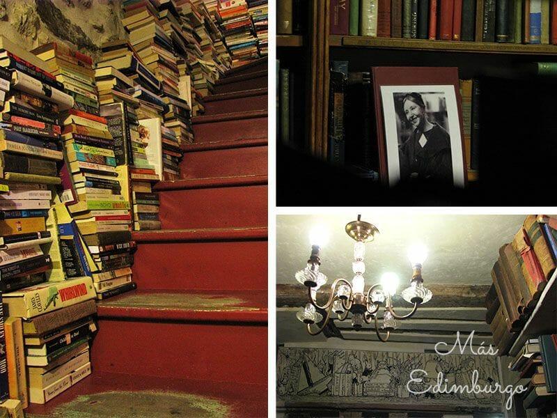 Librerias con encanto en el mundo Mas Edimburgo (4)