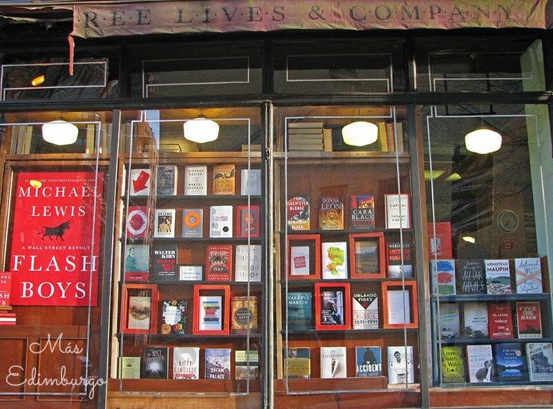 Librerias con encanto en el mundo Mas Edimburgo (3)