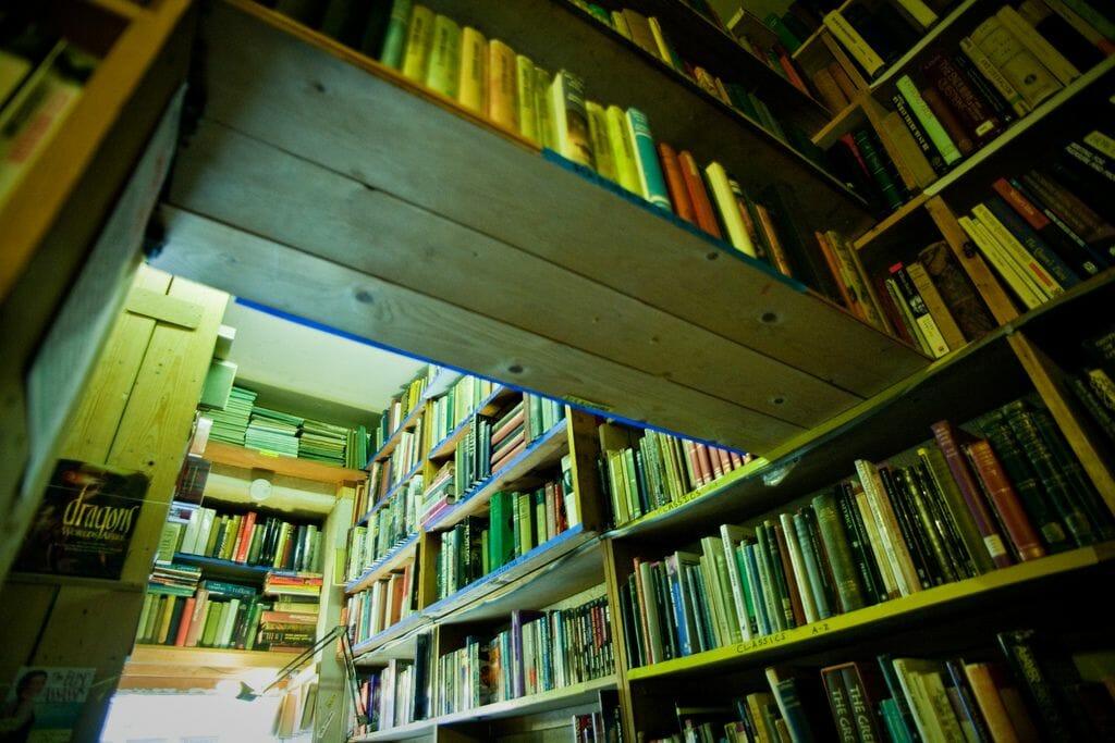 Librerias con encanto en el mundo Mas Edimburgo (9)