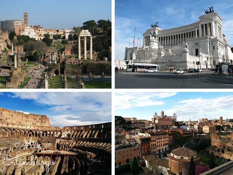 Guia de Roma en un fin de semana Mas Edimburgo4