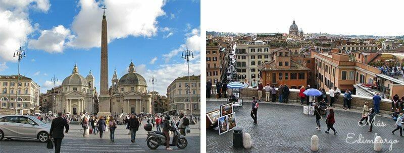 Guia de Roma en un fin de semana Mas Edimburgo6